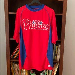 Stitches Phillies Jersey